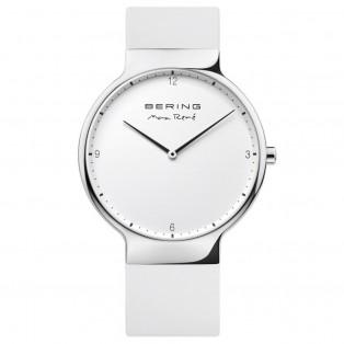 Max René 15540-904 Silver White Silicone