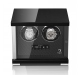 Modalo Showtime 2 Watch Winder Carbon Black