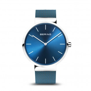 Bering 16540-308 Silver Arctic Blue