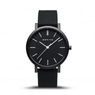 Bering 16934-499 True Aurora Mat Zwart Horloge