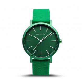 Bering 16934-899 True Aurora Mat Groen Horloge