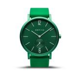 Bering 16940-899 True Aurora Mat Groen Horloge