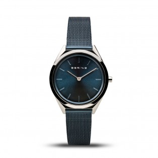 Bering 17031-307 Ultraslim Blue Dameshorloge
