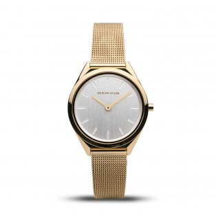 Bering 17031-334 Ultraslim Gold Dameshorloge