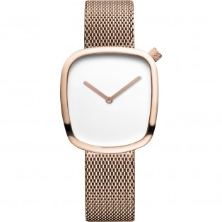Bering 18034-364 Pebble 34mm Rosegold
