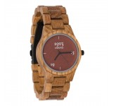 1915 Watch Fine Cotton 38mm Madder