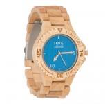 1915 Watch Basic Men Blue Horloge 46 mm