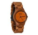 1915 Watch Real Leather 38mm Horloge Cognac