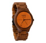 1915 Watch Real Leather 46mm Horloge Cognac