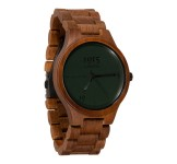 1915 Watch Real Leather 46mm Horloge Night Green