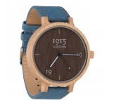 1915 Watch Raw Denim 46mm Horloge