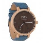1915 Watch Raw Denim 46mm Horloge