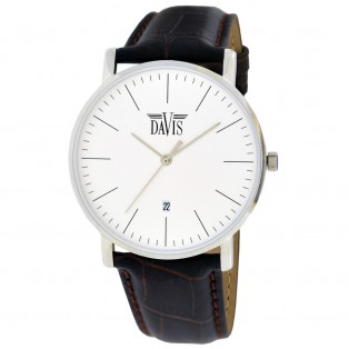 Davis James 1990 Horloge 40mm