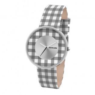 Lambretta Cielo Vichy Black Horloge