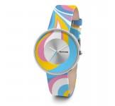 Lambretta Cielo Paisley Blue Horloge