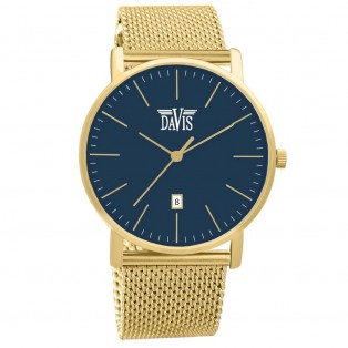 Davis Charles 2144 Horloge 40mm