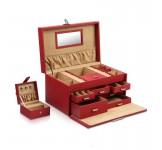 Sieradenkoffer Modalo Precious Red 2504