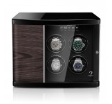 Modalo Timeless MV4 Black Makassar Six Watchwinder