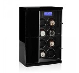 Modalo Timeless Automatic 12 Watch Winder - Black