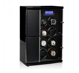Modalo Timeless Automatic 12 Watch Winder - Carbon