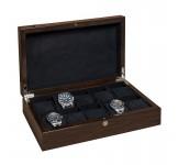 Beco Technic Horlogekist Walnut 309387