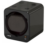 Beco Boxy Fancy Brick Watchwinder Black