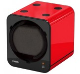 Beco Boxy Fancy Brick Red Watchwinder
