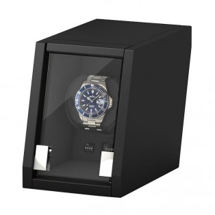 Beco Boxy Castle Matt Black Watchwinder 309398