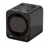 Beco Boxy Fancy Brick Carbon Watchwinder