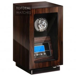 Beco BLDC Walnut Watchwinder voor 1 automatisch horloge