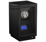 Beco BLDC Black Watchwinder voor 1 automatisch horloge