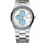 Bering 32339-707 Brushed Silver Horloge