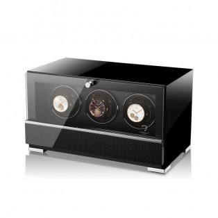 Modalo Clasico MV4 Watchwinder Carbon Design