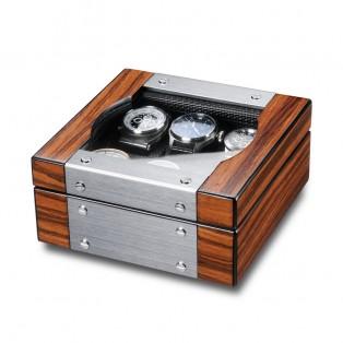 Ferocase Rotimer RSW Horlogekist voor 6 Horloges