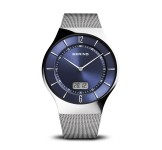 Bering 51640-007 Radio Controlled Polished Silver