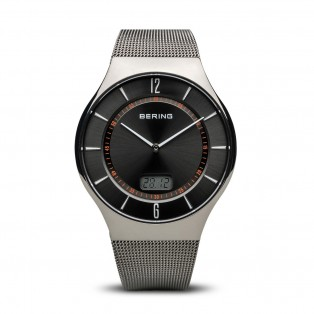 Bering 51640-077 Radio Controlled Polished grey