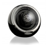 Designhuette Crystal Black Watchwinder Blue LED