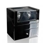Designhuette Watchwinder San Diego Black 2BKBK