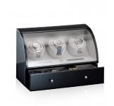 Designhuette Watchwinder Basel 3LCD BK