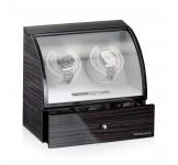 Designhuette Watchwinder Basel 2LCD DAOK