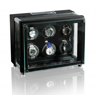 Heisse und Sohne Alpha 6 Black Watch Winder