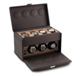 Scatola Del Tempo 7-RT Bicolor 3 Watchwinder Storage