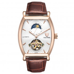 Tevise Automatic 8383D White Rosegold