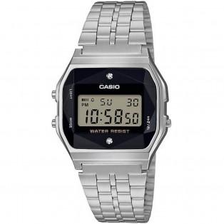 Casio A158WEAD-1EF vintage horloge
