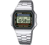 Casio A168WA-1YES Retro Collection