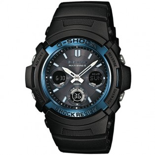 Casio G-Shock AWG-M100A-1AER Horloge