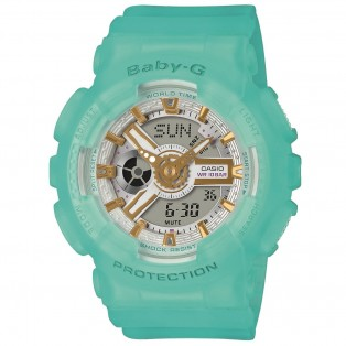 Casio Baby-G BA-110SC-2AER Sea Glass Colors
