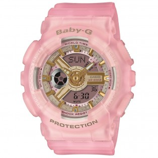 Casio Baby-G BA-110SC-4AER Sea Glass Colors