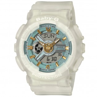 Casio Baby-G BA-110SC-7AER Sea Glass Colors