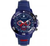 Ice-Watch BMW Motorsport Chrono Big Dark Blue Red